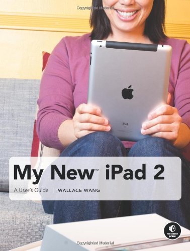 My New iPad 2: A Users Guide cover