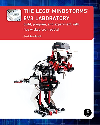 PDF The LEGO MINDSTORMS EV3 Laboratory Build Program and Experiment with Five Wicked Cool Robots