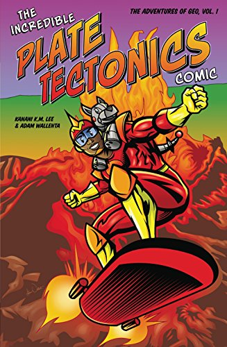 The Incredible Plate Tectonics Comic cover