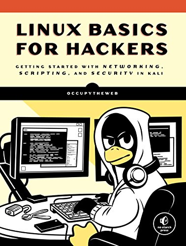 Linux Basics for Hackers: Getting Started with Networking, Scripting, and Security in Kali 电子书 第1张