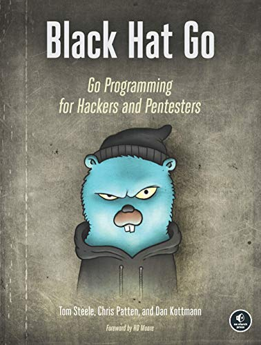 Black Hat Go: Go Programming For Hackers and Pentesters 电子书 第1张