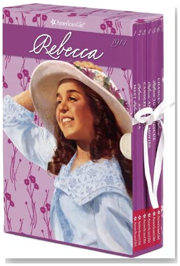 Rebecca American Girl Doll Boxed Set
