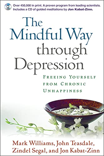 The Mindful Way Through Depression Book Cover Picture