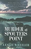Murder at Spouters Point by Leslie Wheeler