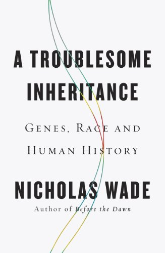 A Troublesome Inheritance Book Cover Picture