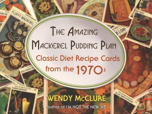 The Amazing Mackerel Pudding Plan cover