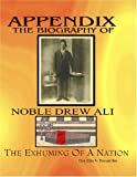 Appendix - The Biography of Noble Drew Ali