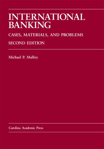cases on banking law Get this from a library cases in banking law [philip albert gheerbrant].