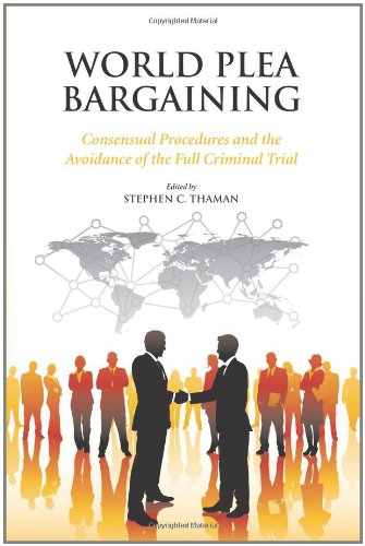 plea bargaining unfair Plea bargaining hurts innocent people  as a defense attorney, i have seen everything they describe happen in real life it is unfair to defendants.