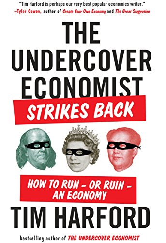 The Undercover Economist Strikes Back Book Cover Picture