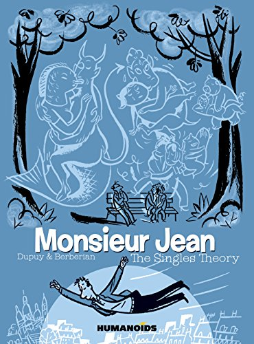 Monsieur Jean: The Singles Theory cover