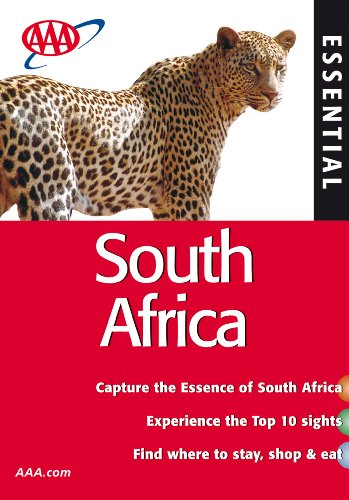 AAA Essential South Africa (AAA Essential Guides), Whitaker, Richard