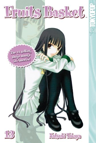 Fruits Basket Book 13 cover