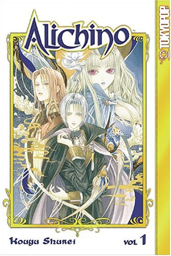 Alichino Book 1 cover