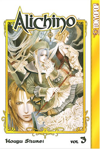 Alichino Book 3 cover