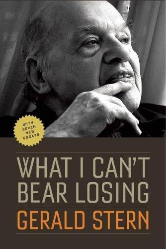 What I Can&#039;t Bear Losing