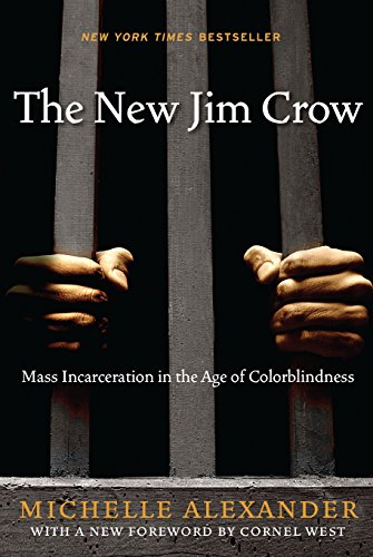 The New Jim Crow Book Cover Picture