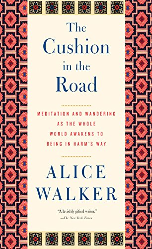 The Cushion in the Road: Meditation and Wandering as the Whole World Awakens to Being in Harm's Way, Walker, Alice