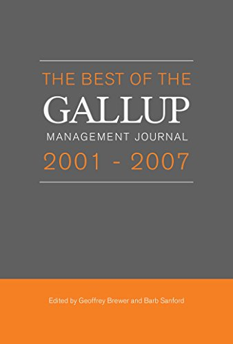 The Best Of The GALLUP