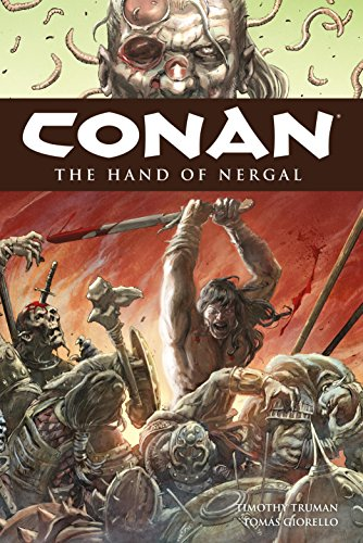 Conan Vol. 6: The Hand Of Nergal Cover