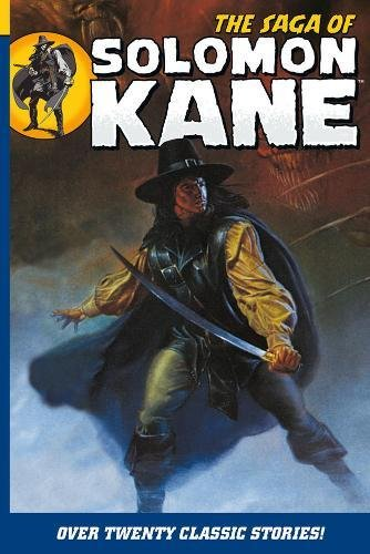 The Saga Of Solomon Kane Cover