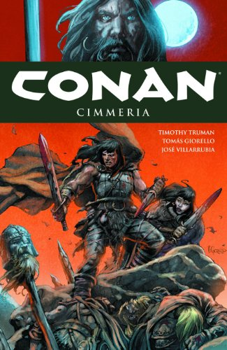 Conan Vol. 7: Cimmeria Cover