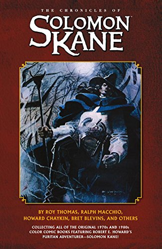 The Chronicles Of Solomon Kane Cover
