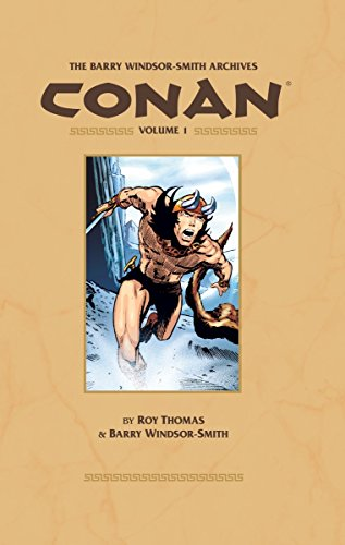 The Barry Windsor-Smith Conan Archives Vol. 1 Cover