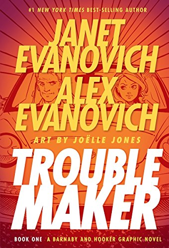 Troublemaker Book 1 cover