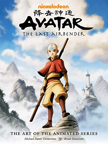 The Art of the Animated Series cover