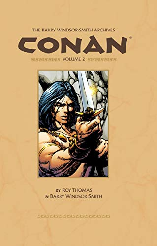 The Barry Windsor-Smith Conan Archives Vol. 2 Cover