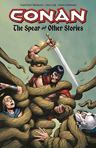 Conan: The Spear And Other Stories Cover