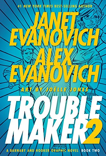 Troublemaker Book 2 cover