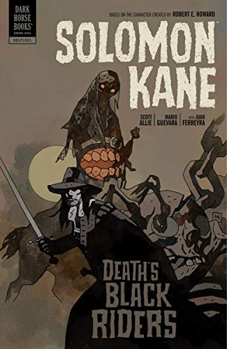 Solomon Kane: Death's Black Riders Cover