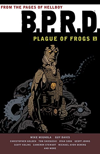 Plague of Frogs Vol. 1