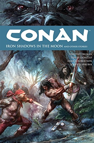 Conan Vol. 10: Iron Shadows In The Moon Cover