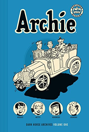 Archie Archives Volume 1 cover