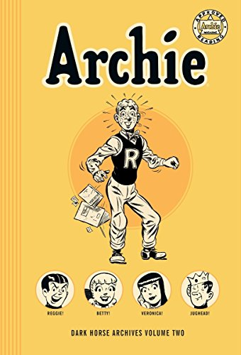 Archie Archives Volume 2 cover