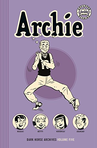 Archie Archives Volume 5 cover
