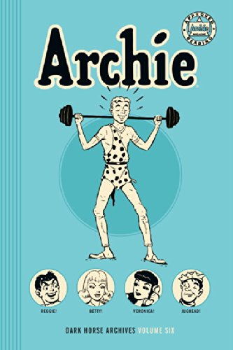 Archie Archives Volume 6 cover
