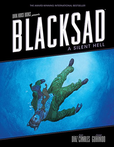 Blacksad: A Silent Hell cover