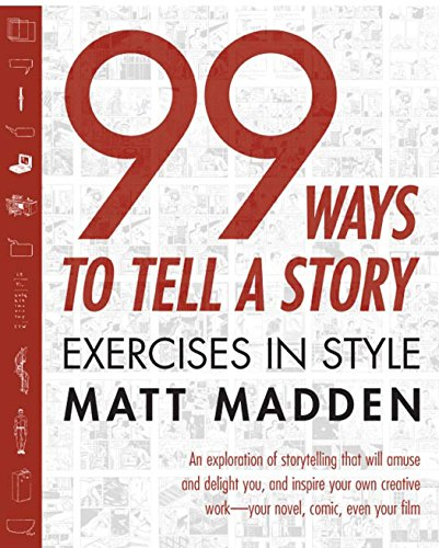 99 Ways to Tell a Story cover