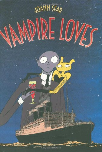 Vampire Loves cover