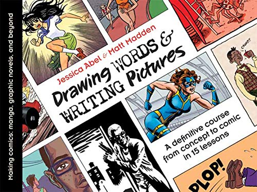 Drawing Words & Writing Pictures cover