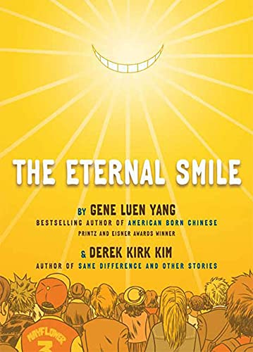 The Eternal Smile cover