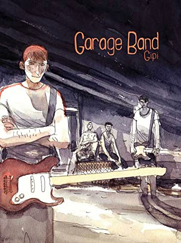 Garage Band cover