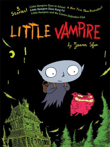 Little Vampire cover