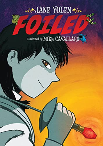 Foiled cover
