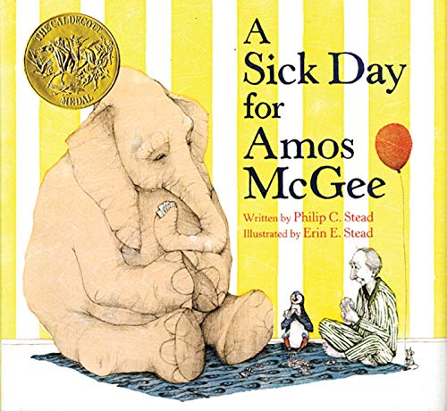 [A Sick Day for Amos McGee]