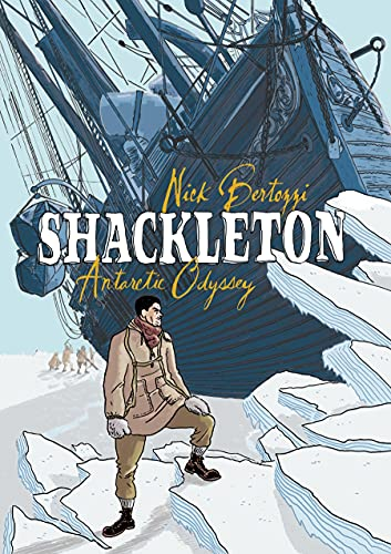 Shackleton: Antarctic Odyssey cover